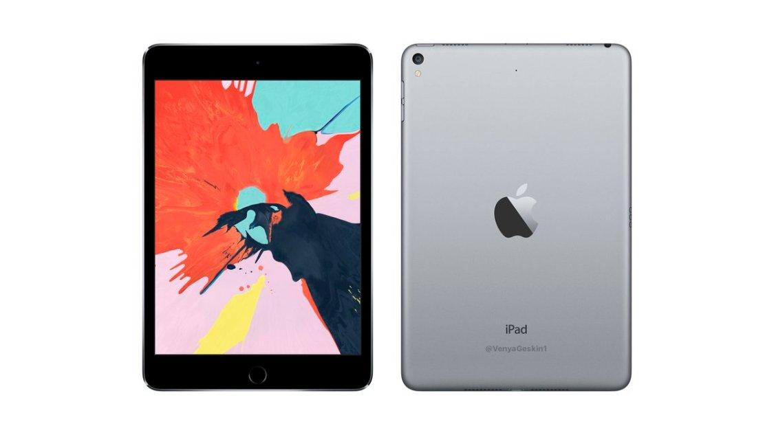 Kan det här vara nya iPad Mini?