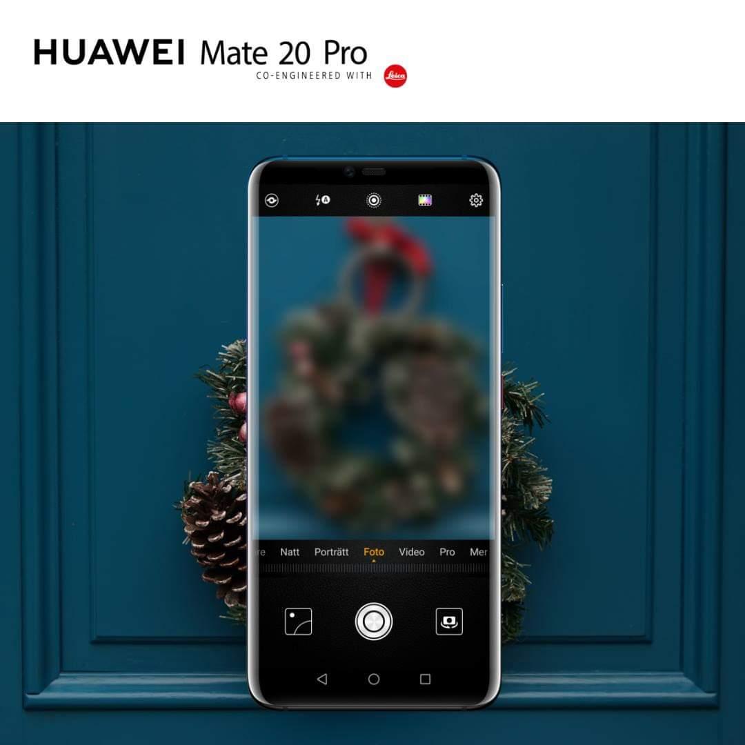 Nu kan du tävla med Huawei!