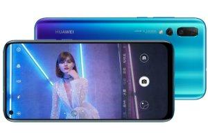 Huawei Nova 4 presenterad med en primär 48 MP-kamera!