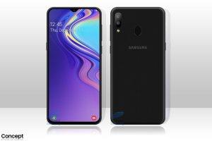 Samsung Galaxy M20 kan få ett 5000 mAh-batteri