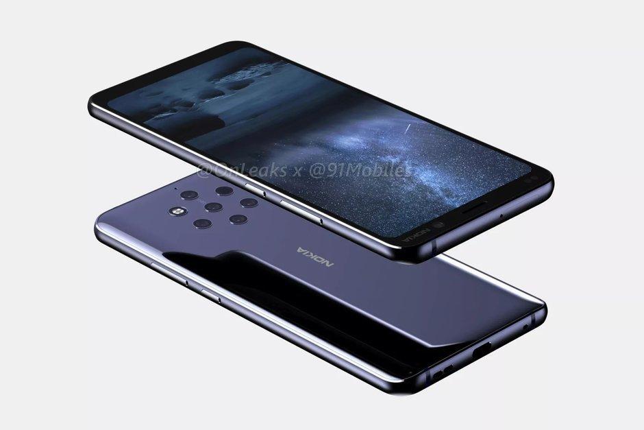 Nya bilder kan ha dykt upp på Nokia 9 PureView