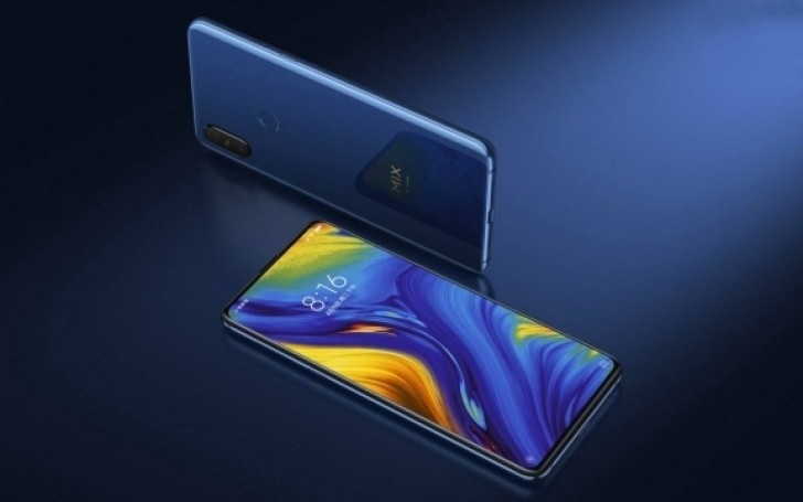 Xiaomi Mi Mix 3 med 5G kommer få processorn Qualcomm Snapdragon 855