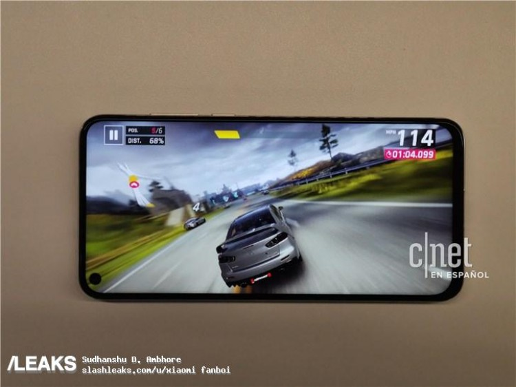 Flera bilder läcker ut på Huawei Nova 4