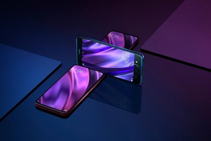Här är Vivo NEX Dual Screen Edition