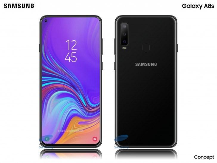 Specifikationerna till Samsung Galaxy A8s läcker ut
