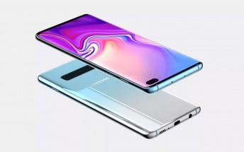 Samsung Galaxy S10 kan kosta 10 500 kronor