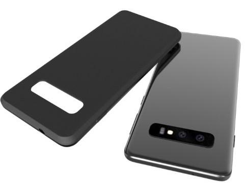 Ny bild visar att Samsung Galaxy S10 kan få dubbla kameror på baksidan