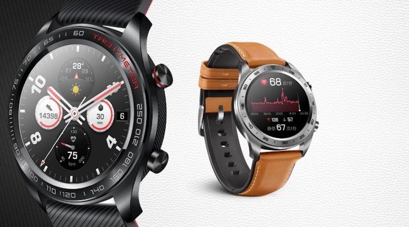 Honor kommer släppa smartwatch med chipp från MediaTek