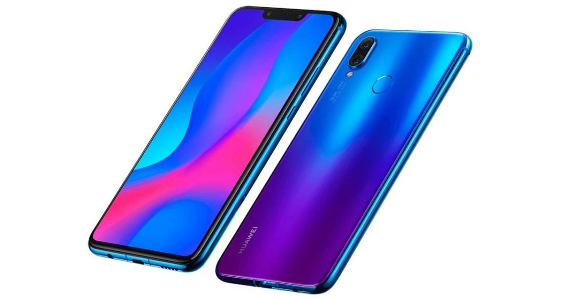 Nya bilder läcker ut på Huawei Nova 4