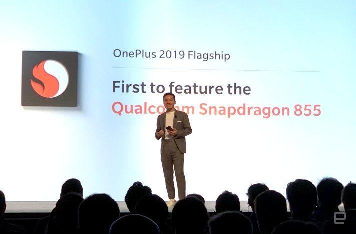 En av de första enheterna med Qualcomm Snapdragon 855 presenteras förhoppningsvis snart