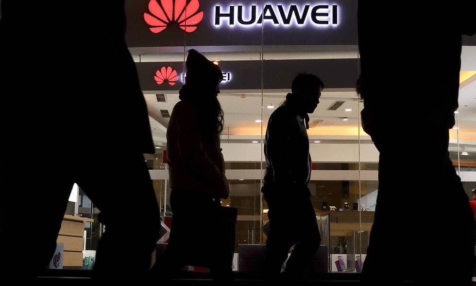 Huawei får försäljningsförbud i Japan