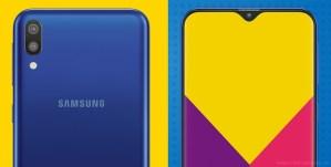 Samsung Galaxy M20 läcker ut på bild
