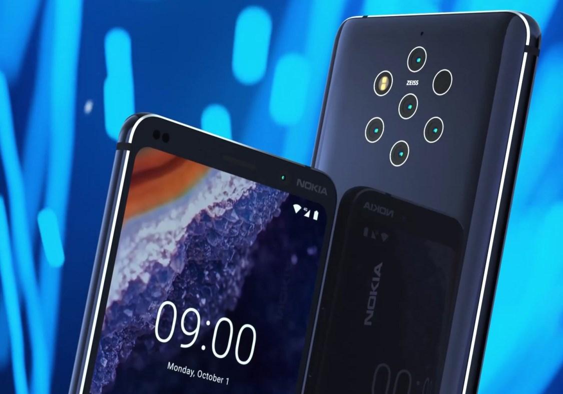 Flera uppgifter om Nokia 9 PureView läcker ut på nätet