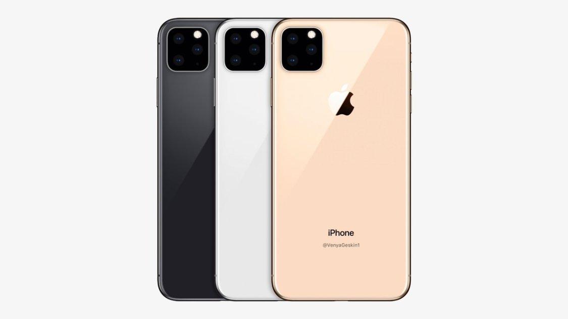 Så här ser kommande iPhone XI ut