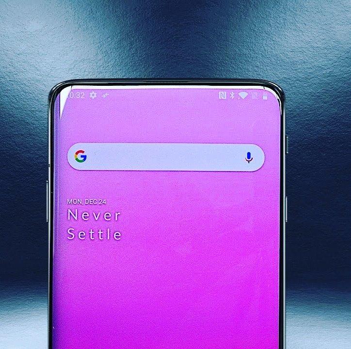 Ny bild dyker upp på OnePlus 7