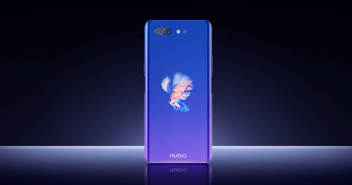 Nubia kommer presentera smartphone med stöd för 5G