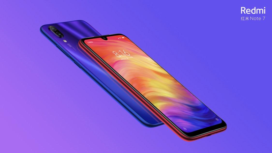 Xiaomi visar upp tåligheten i Redmi Note 7
