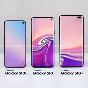 Samsung Galaxy S10 har börjat tillverkas – nu kan vi förvänta oss ännu flera läckor