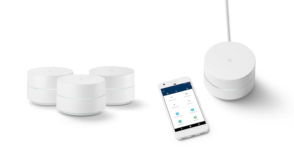 Google utvecklar ny Google Wi-Fi