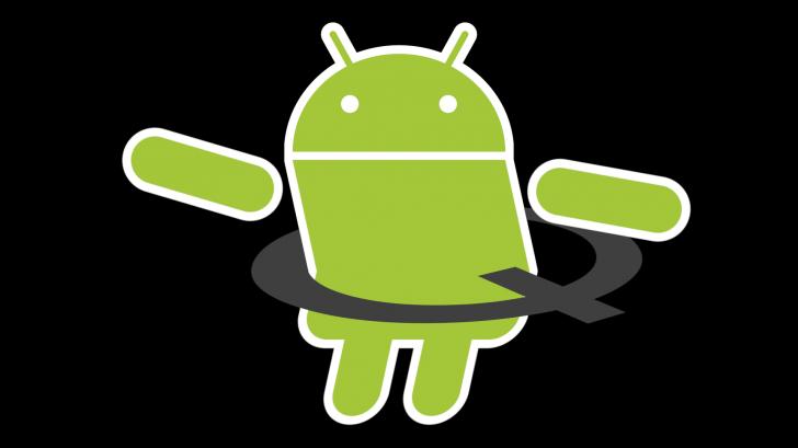 Google: Android Q ser ut att få mörkt tema