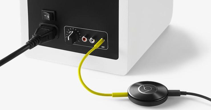 Hejdå Chromecast Audio!