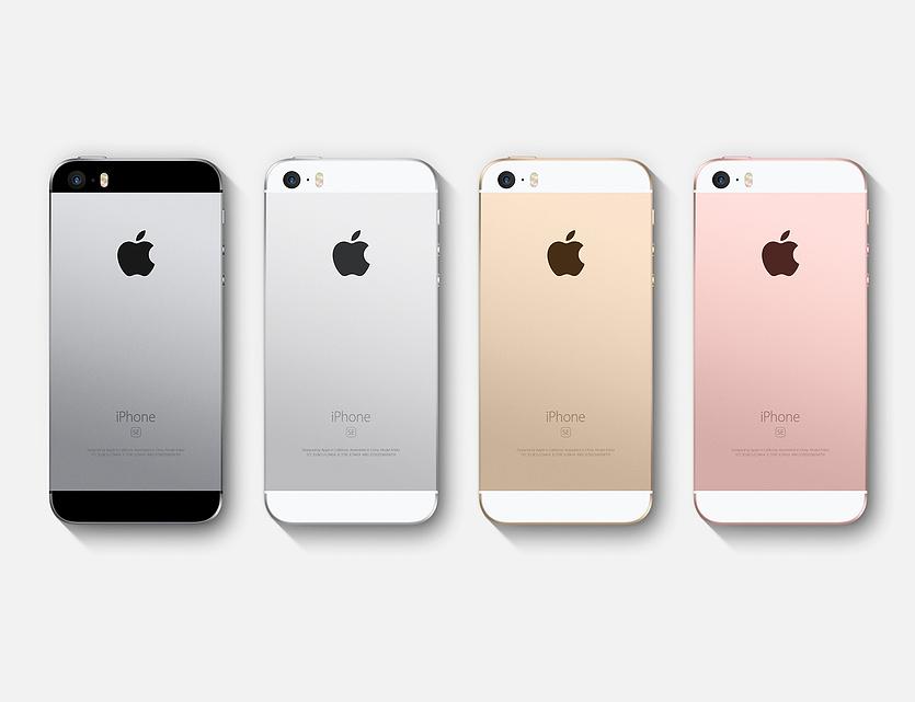 iPhone SE är tillbaka i det amerikanska lagret