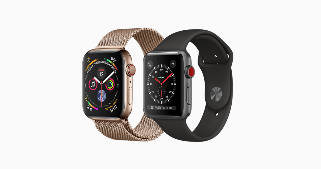Apple tar patent på nya gester till Apple Watch