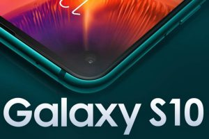Samsung Galaxy S10 models get such large batteries