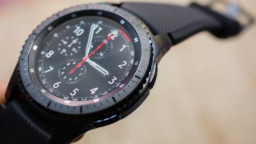 Samsung Gear S3 får en ny, stor uppdatering