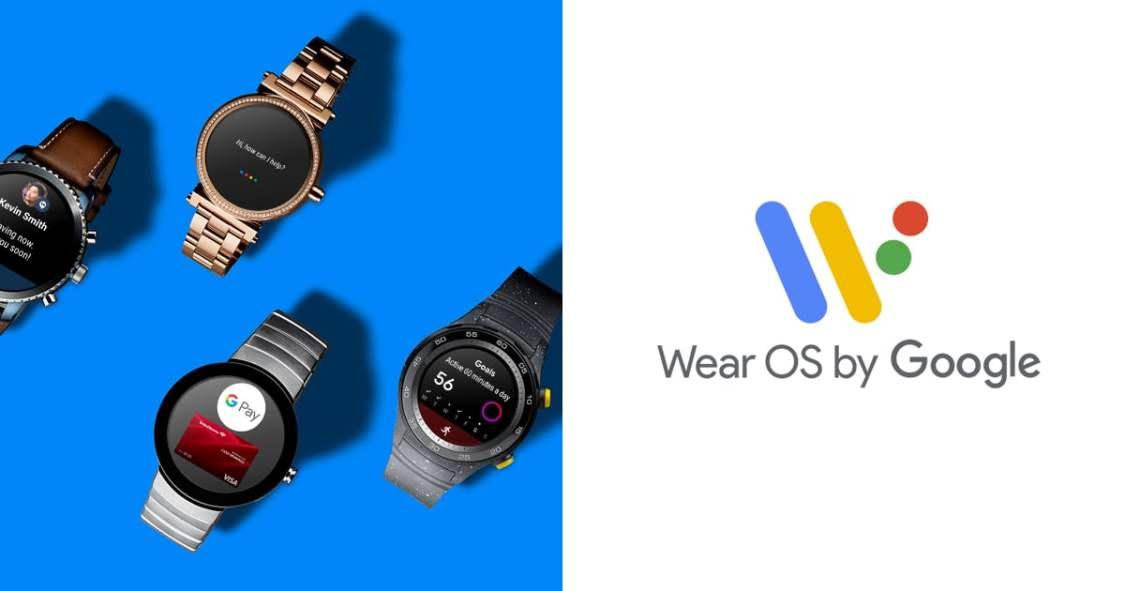 Google börjar skicka ut Wear OS 2.3