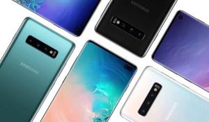 Samsung Galaxy S10 kommer med Digital Wellbeing från start