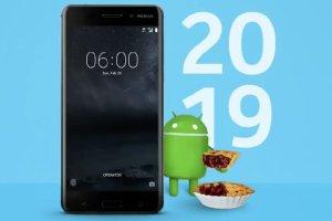 Nokia 6 börjar uppdateras till Android 9 Pie