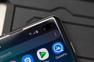 Samsung Galaxy S10: det bästa skärmskyddet är redan förinstallerat