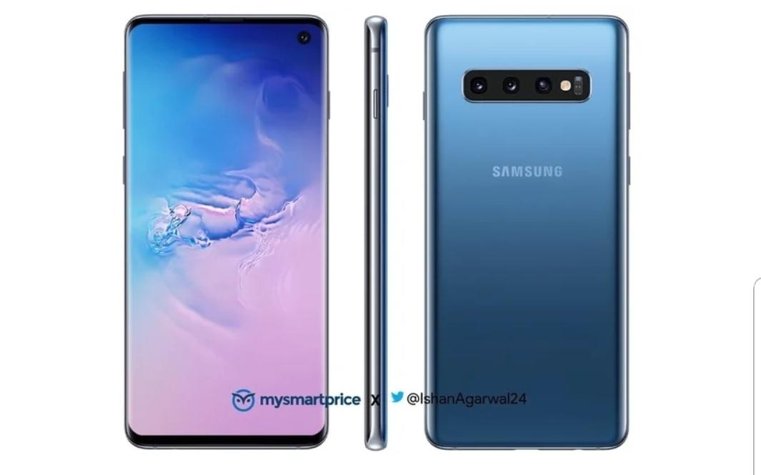 Klart: Samsung Galaxy S10+ kommer i en variant med 12 GB RAM och 1024 GB inbyggt minne