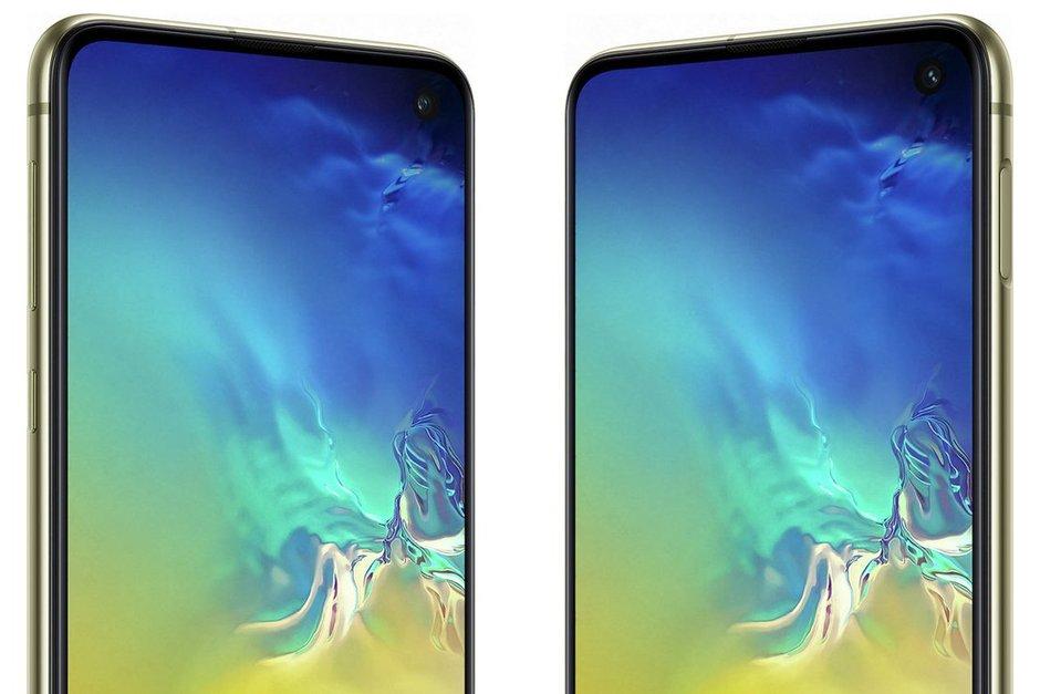 Roland Quandt släpper fler högupplösta bilder på Samsung Galaxy S10e