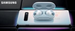Ny pressbild läcker ut på Samsung Galaxy S10 – visar att enheten kommer få stöd för omvänd trådlös laddning
