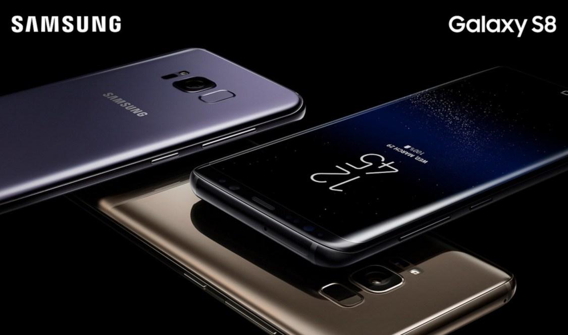 Samsung Galaxy S8 har fått sin sista stora uppdatering