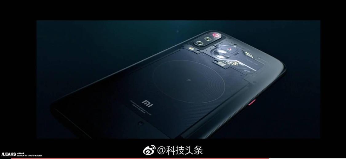 Xiaomi Mi 9 Explorer Edition läcker