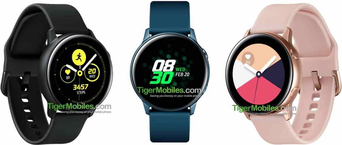 Samsung Galaxy Sport läcker ut på ny pressbild