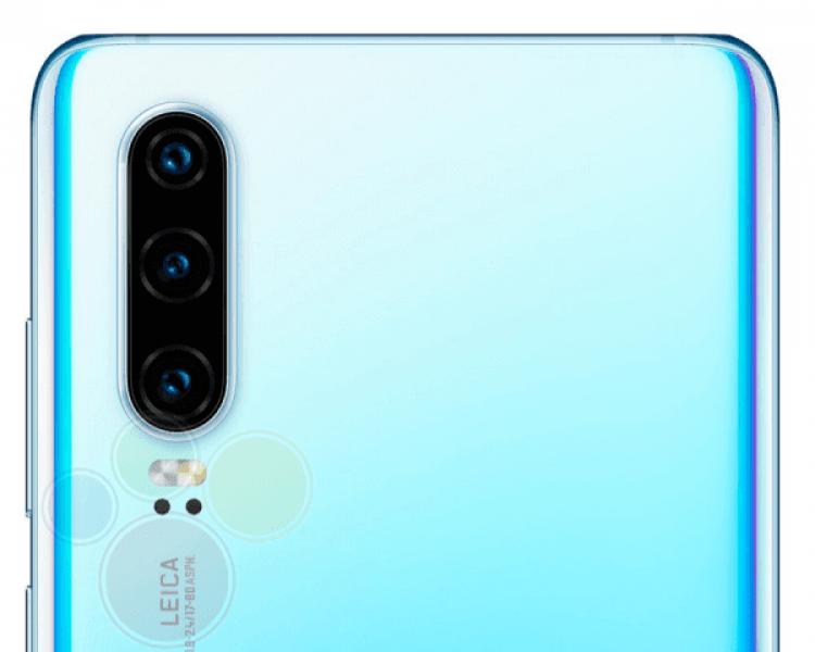 Huawei P30 upptäckt med 6 GB RAM