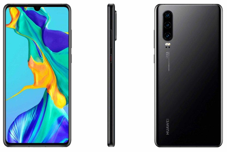 Huawei P30 och P30 Lite: här är priserna