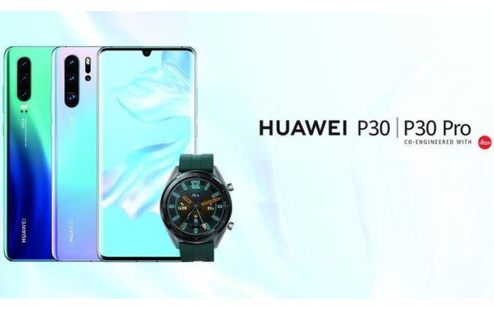 Huawei släpper nya teasers för P30 Pro