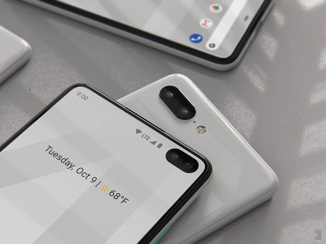 Är det här Google Pixel 4 XL?