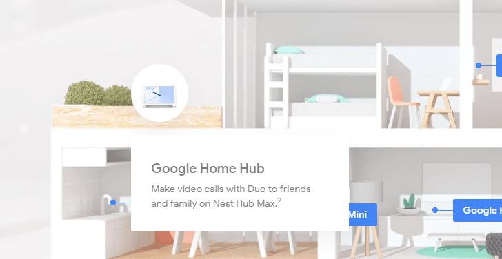 Google läcker Nest Hub Max