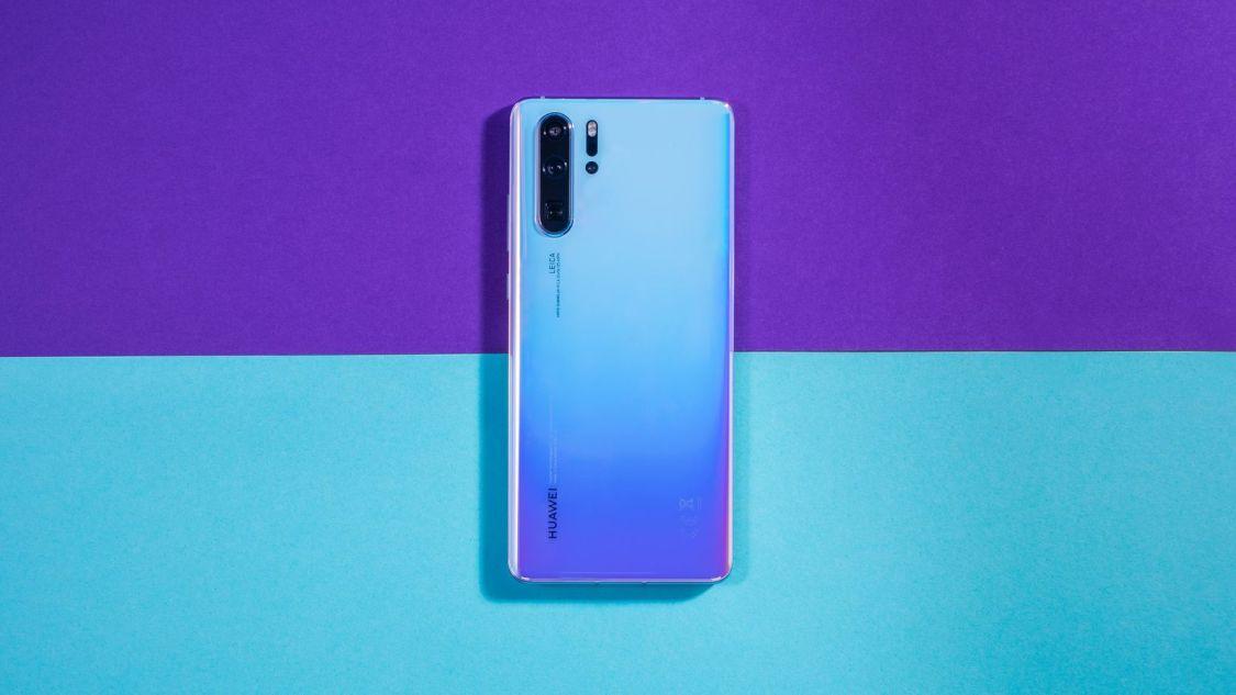 Huawei P30 Pro: är flärpen störande?
