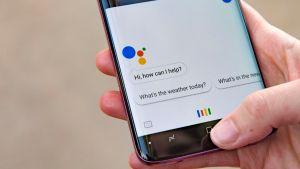 Google Assistent uppdaterad på Google Pixel