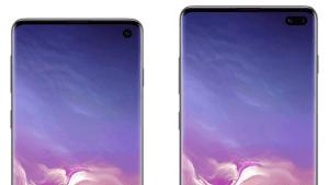 Samsung Galaxy S10: äntligen kan du dubbeltrycka på displayen!