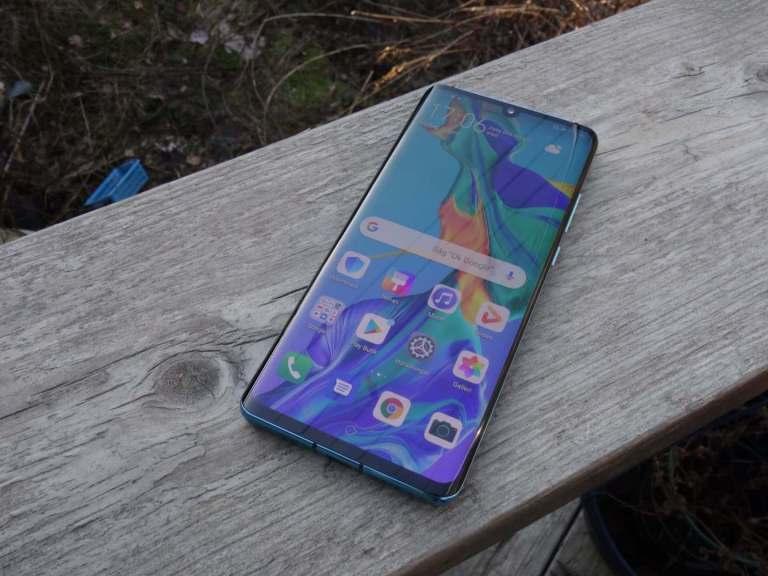 Test på Huawei P30 Pro