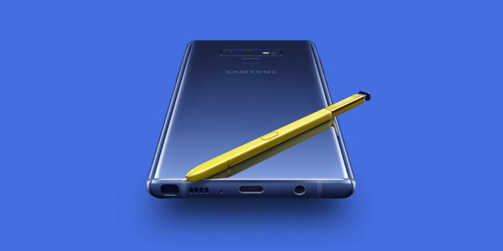 Uppdatering för Samsung Galaxy Note 9 dröjer i Sverige