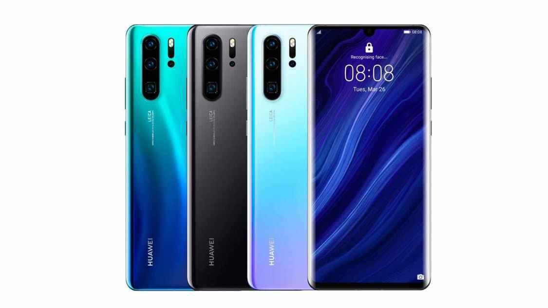 Huawei P30 Pro: företaget anklagas för fusk
